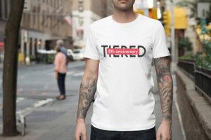 オリジナルスタッフTシャツのデザイン